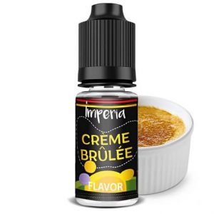 DIY Flavour concentrate Creme Brulee in 10ml bottle by Imperia