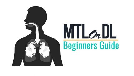 MTL and DL Vaping Beginners Guide