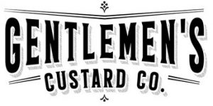 Gentlemen's Custard logo by Dead Rabbit Society
