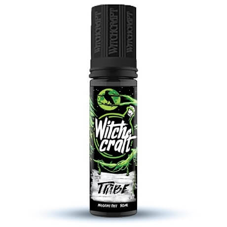 Witchcraft Tribe 60ml e-liquid bottle