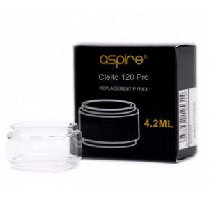 Aspire Cleito 120 PRO spare glass
