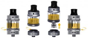 How to change coil in Aspire Tigon Tank
