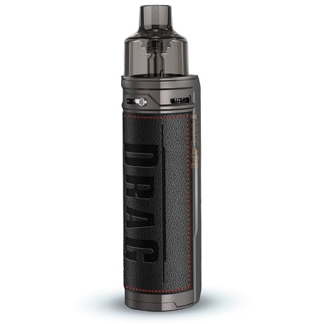 Voopoo Drag X in Classic Black Colour 18650 pod mod