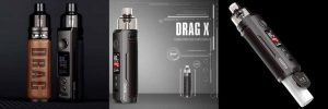 Voopoo drag x performance