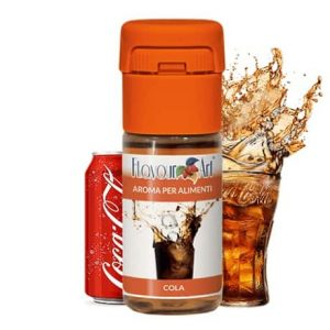 Cola flavoured concentrate by Flavour Art