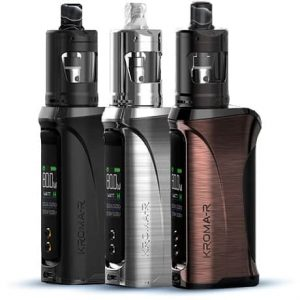 Innokin Kroma R 80W Mod with zlide tank in all colours cover picture