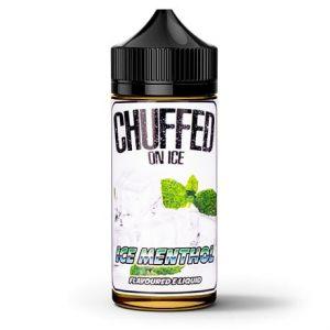 Chuffed 120ml Ice Menthol Vape Juice