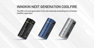 Innokin Coolfir Z50 Mod
