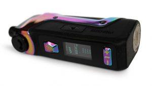 Rainbow Aegis Boost Plus in detail