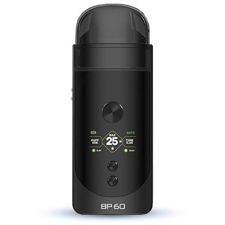 Aspire BP60 Vape Pod Mod in Carbon Fiber Black