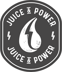 Juice And Power Vape Company Logo