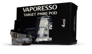 4ml Replacement Pod Vaporesso PM80