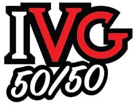 IVG 50/50 E-liquid Logo