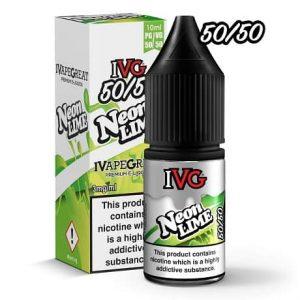 IVG Neon Lime 10ml e-liquid
