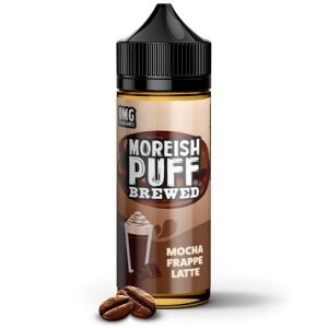 Mocha Frappe Latte 120ml E-liquid by Moreish Puff