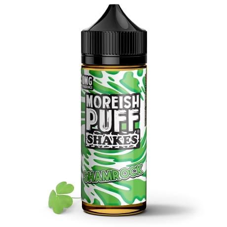 120ml Vape Juice bottle Ultimate Puff Shamrock Shake