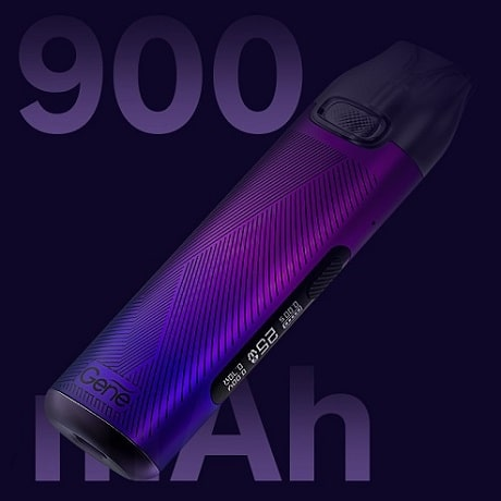 Battery Capacity of VooPoo Vthru PRO Pod System e-cig