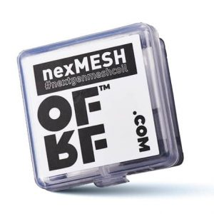 nexMESH OFRF Mesh style Strips package by Wotofo