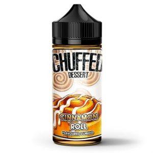 Cinnamon Roll 120ml Vape Juice by Chuffed