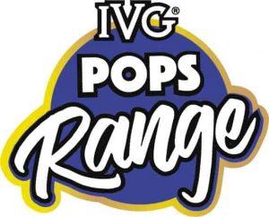 IVG E-liquid Pop Range Logo