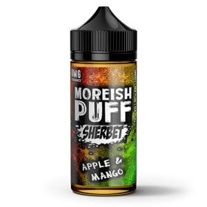 Apple Mango Sherbet 120ml Vape Juice by Moreish Puff