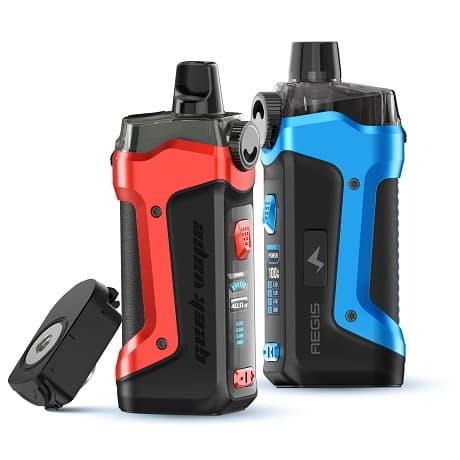 Aegis Boost PLUS PRO with 510 adaptor