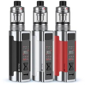 Aspire Zelos 3 Vape Kit with Nautilus tank cover picture