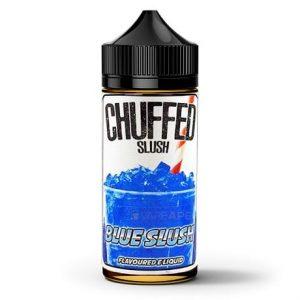 Blue Slush 120ml Vape Juice by Chuffed E-liquid