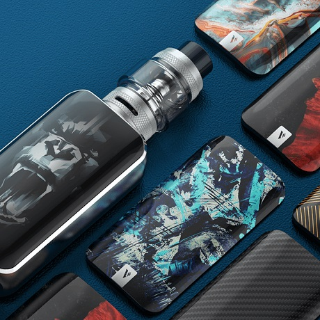 Vaporesso Luxe 2 Mod Picture Panels