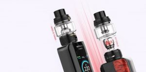 NRG S MIni Tank with GT COre Coils Poster