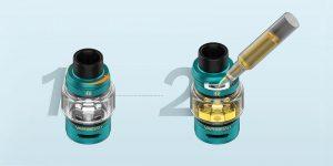 How to refill the NRG-S Mini Vape Tank