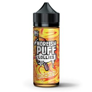 Lollipop Rocket 120ml Vape Juice by Moreish Puff E-liquid