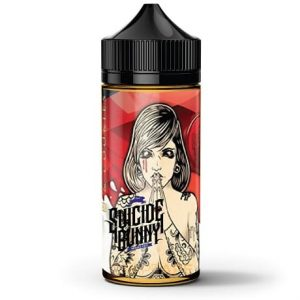 Mother's Milk and Cookies 120ml Vape bottle by Suicide Bunny