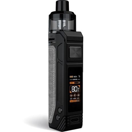 Aspire BP80 Pod Mod Vape kit in Grey Colour