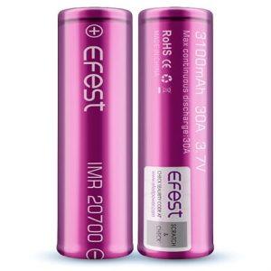 Efest 20700 Battery Cells