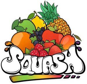 Squash E-liquid Logo