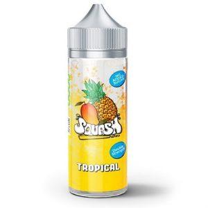 Squash Tropical 120ml e-liquid bottle