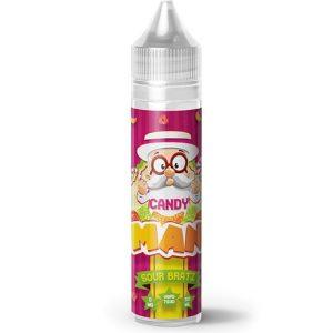 Candy Man Sour Bratz 60ml E-liquid Bottle